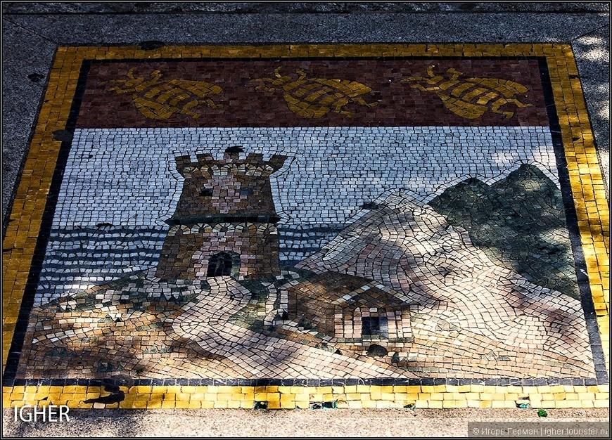 мааалюсенькая крепость