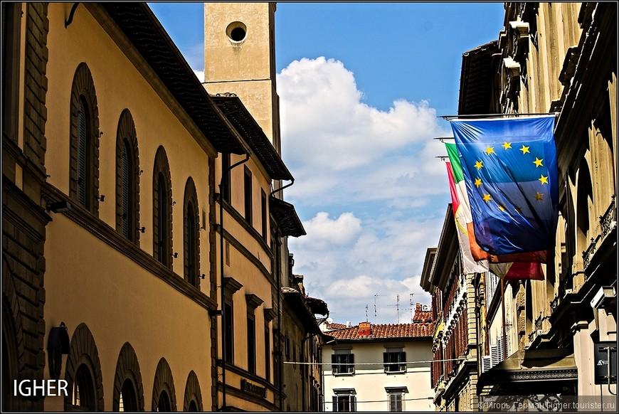 обычных вроде в итальянском понимании улиц и домов