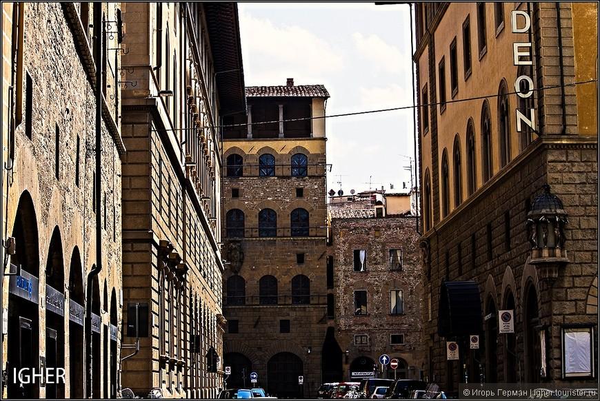 и еще-если центры многих итальянских городов достаточно похожи