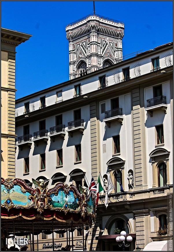 что называется Санта Мария дель Фьоре вы наверное уже знаете  :)))