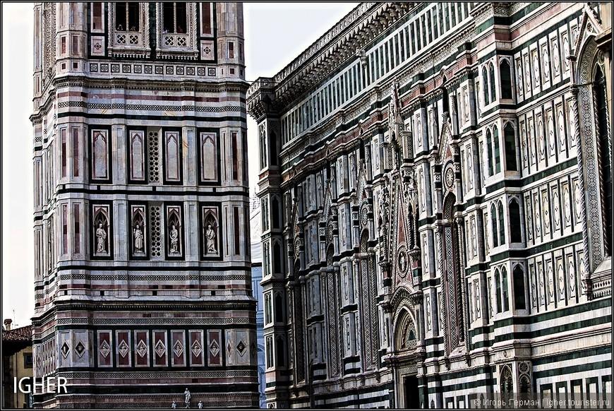 ведь флорентийский собор одно время был самым большим в Европе а теперь на четвертом месте в мире
