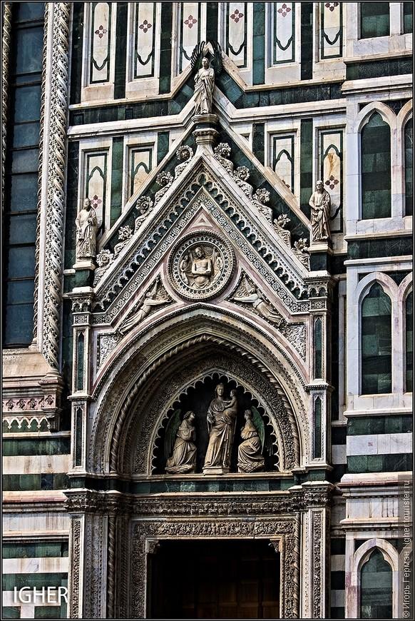 опять же,вы наверное знаете что когда флорентийцы в конце XIII века решили построить новый собор