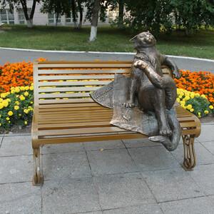 Памятники Йошкар-Олы