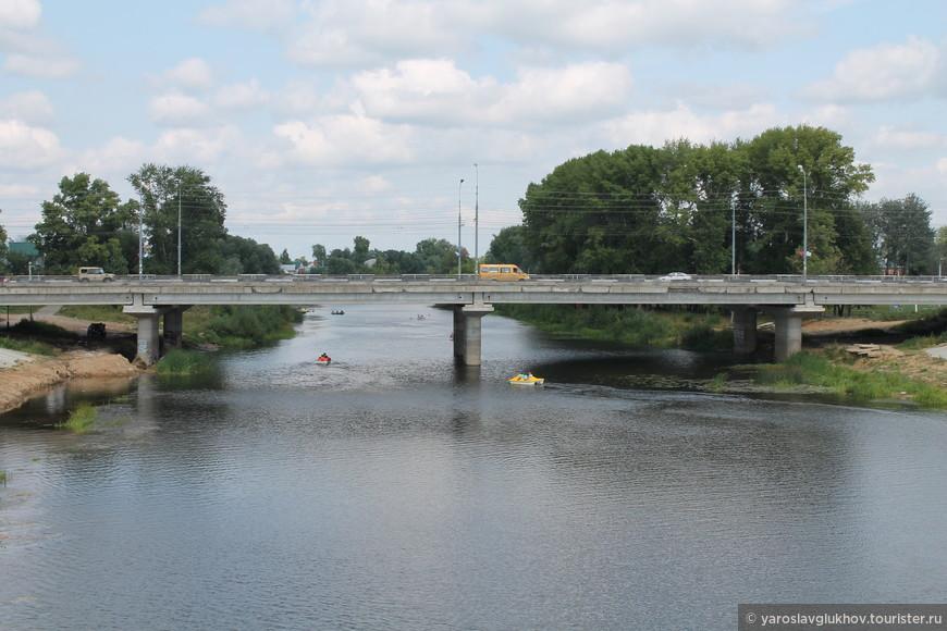 Вознесенский мост.
