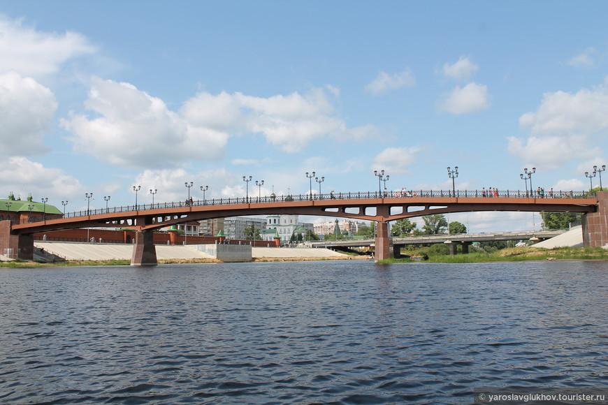 Воскресенский мост.