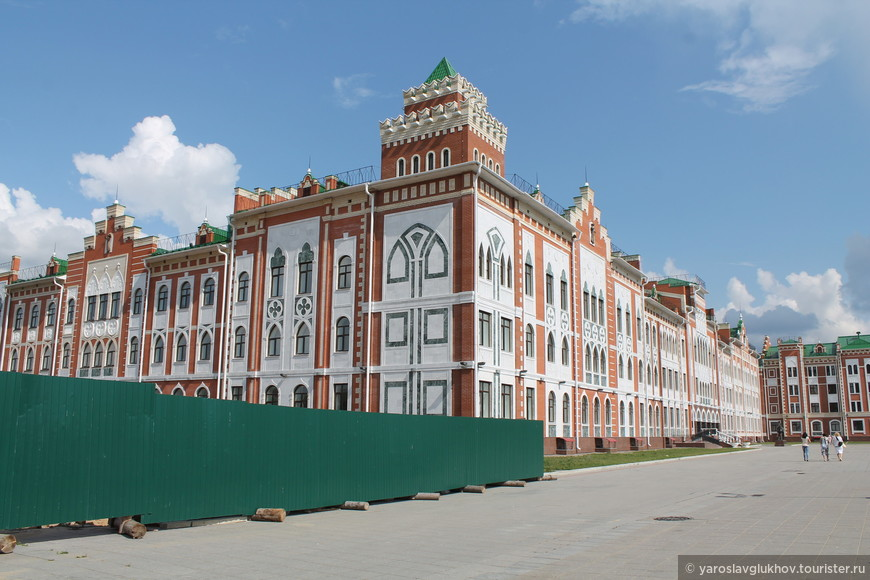 Президентская школа-интернат.