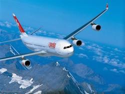 Swiss закрыла рейс Киев – Цюрих