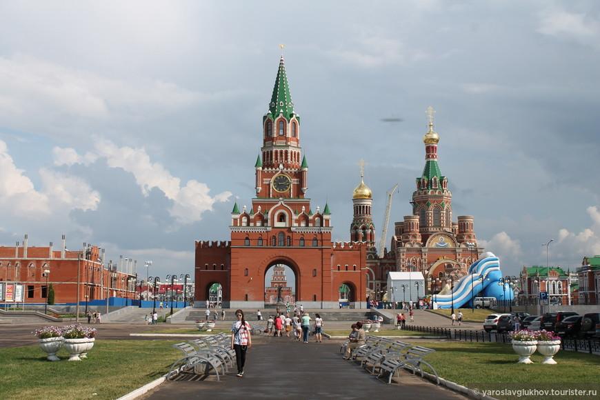 """""""Марийская Москва""""."""