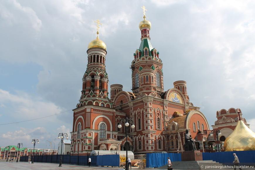 Благовещенский Кафедральный собор.
