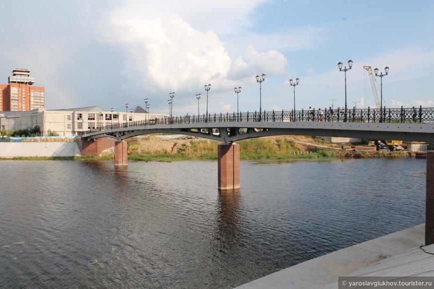 Гоголевский мост.