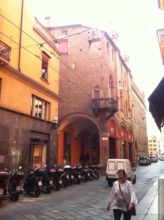 улица Костильйоне