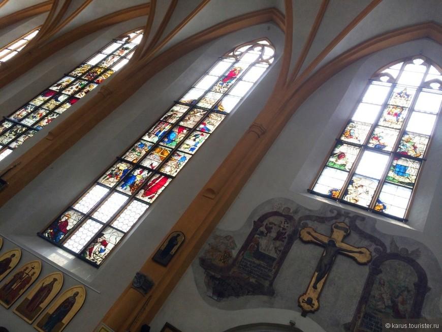 греческая церковь в Мюнхене