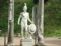 Самостоятельно на виллу императора Адриана
