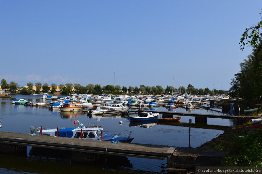 Яхт-парковка
