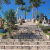 Иммитация мексиканского кладбища