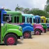 Автобусы парка Шкарет