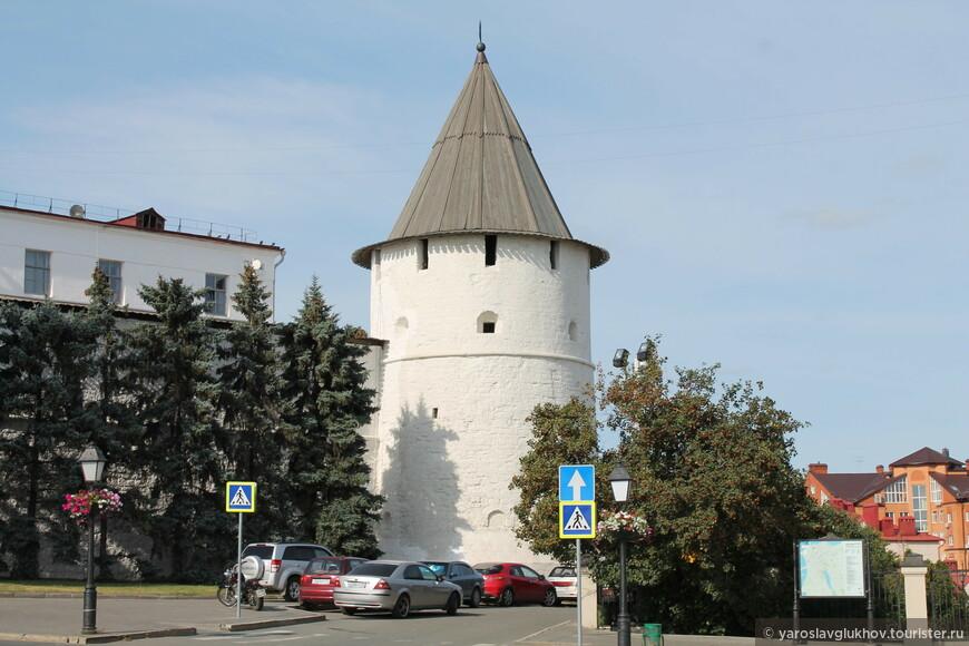 Юго-Восточная башня.