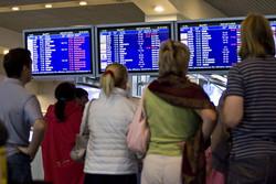 Lufthansa отменила рейс Франкфурт – Самара из-за смерти пассажира