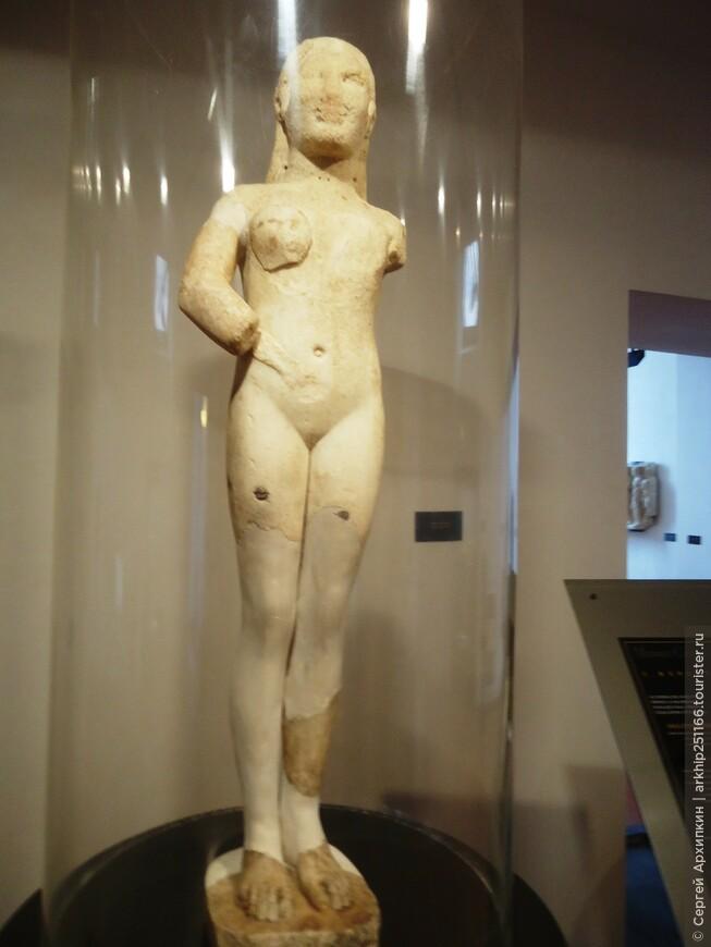 Экспозиция Городского Археологического музея посвящена в основном греческому и этрусскому периоду в истории Орвието