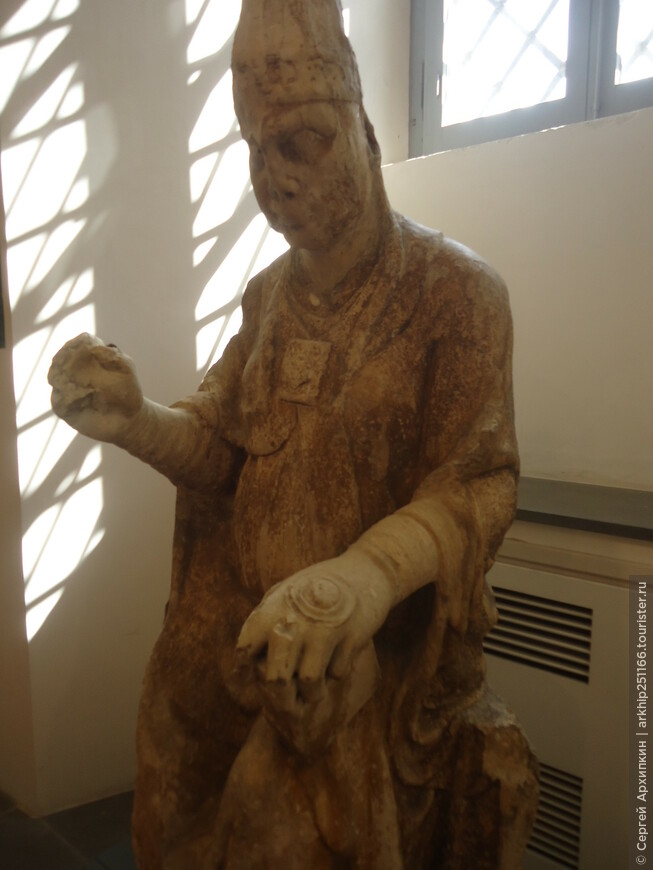В музеи Фаина