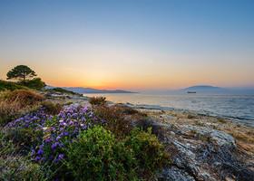 Греция. о-в Закинф