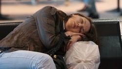 Европейские аэропорты отменяют рейсы из-за погодных условий