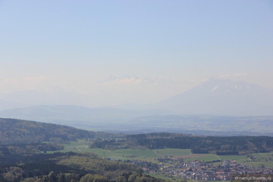Альпы...вы так близко и так далеко...