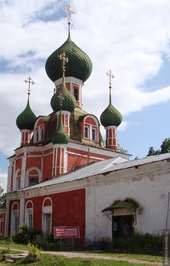 Владимирский собор (1740-е годы).