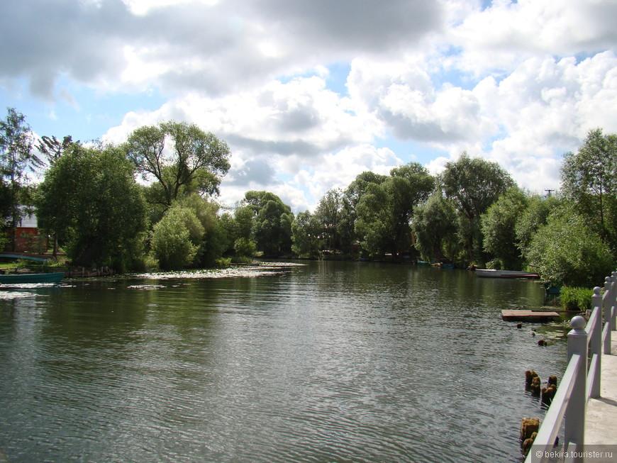 Река Трубеж.