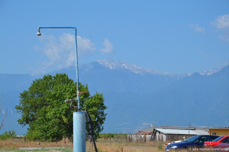 . Именно здесь находится самая высокая вершина Греции – Митикас (2917 м).