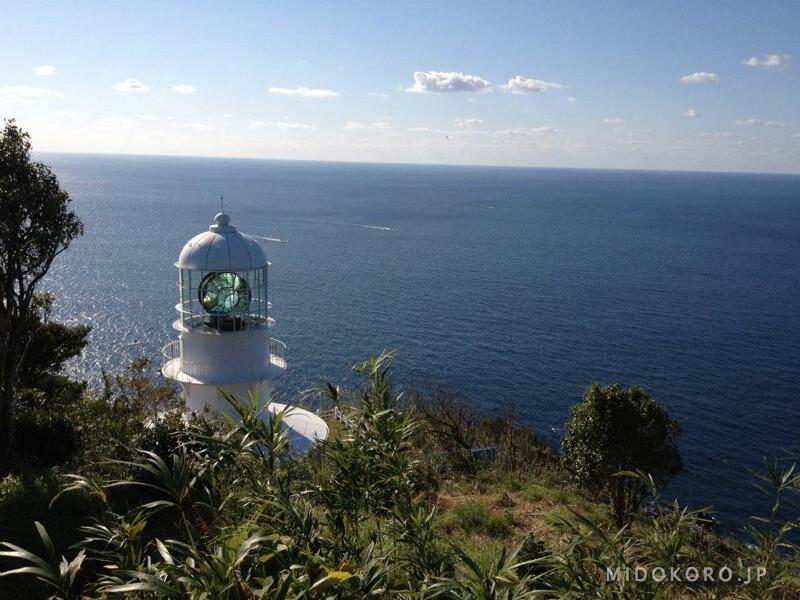 Местный маяк Мурото славится самым большим в Японии рефлектором.