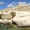 Пляж в белых скалах. Экскурсия с частным гидом в Пафос