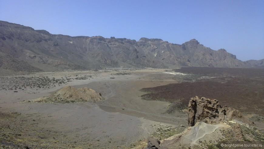 парк Teide