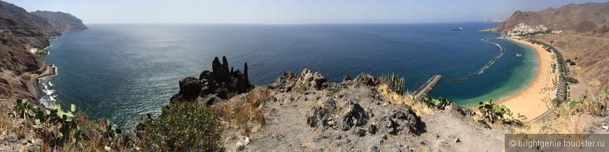 панорама (Punta de los Organos)