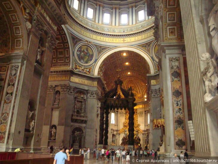 В Риме необходимо обязательно посмотреть 4 его лучших собора