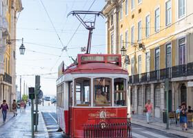 Lisbon: Baixa, Rossio, Bairro Alto