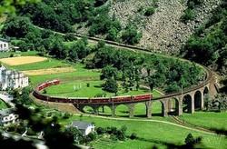 Швейцарские проездные билеты позволяют бесплатно подняться на гору Риги