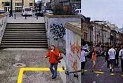 Варшавские улицы раскрасят для туристов