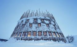 Шведский горнолыжный курорт приглашает пообедать в вигваме