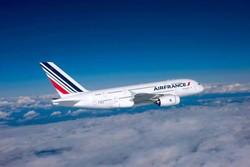 Air France отменила все рейсы в Москву на сегодня