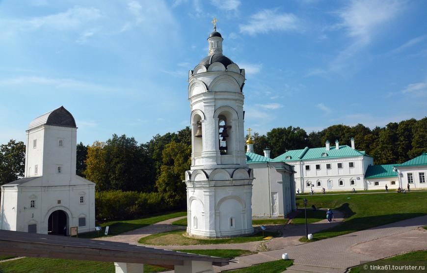 Колокольня Вознесенской площади.