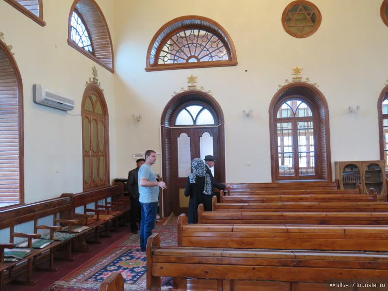 Знакомство с Еврейской общиной.... город Губа, Азербайджан.