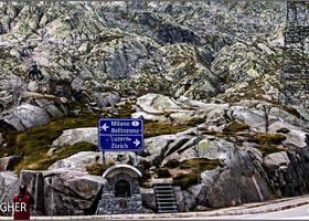 Перевал San Gottardo