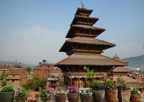 Непал, Бхактапур. Альбом к части 3