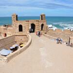 Португальская крепость в Медине