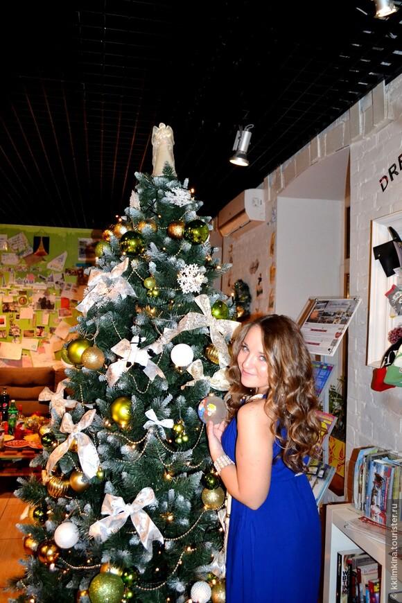 Скорее всего наш последний новый год в Киеве((