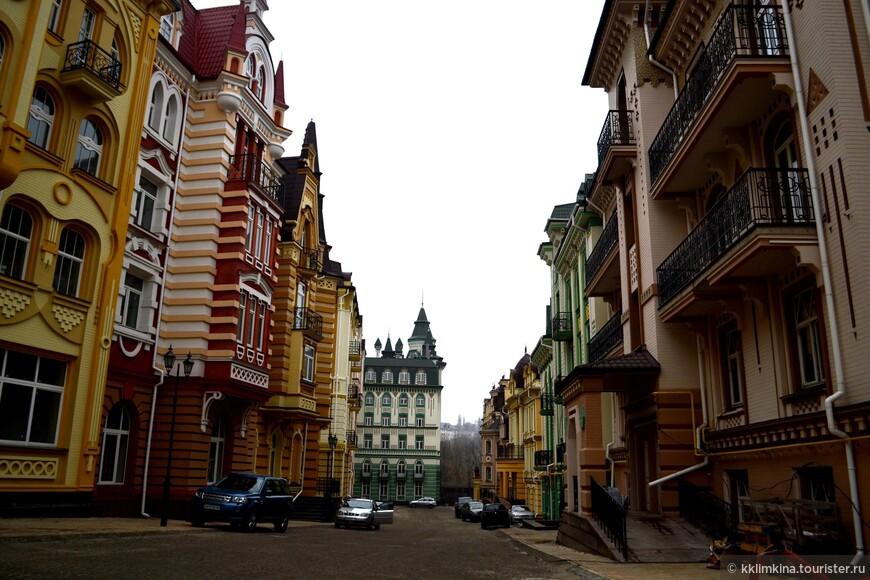 Воздвиженка. Самый дорогой район Киева.