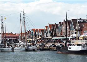 Маленькая Голландия: Волендам