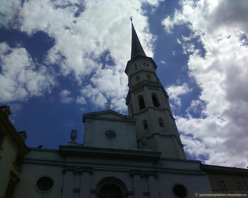 Церковь Святого Михаила.