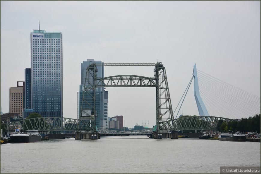 Роттердамский порт